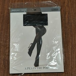 NWT A Pea In The Pod Everyday Tights